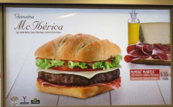 Mcdonalds In Spain