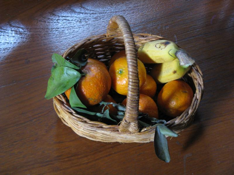 Chiang Dao Nest Fruit Welcome Basket