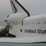 Space Shuttle at Kennedy Space Center
