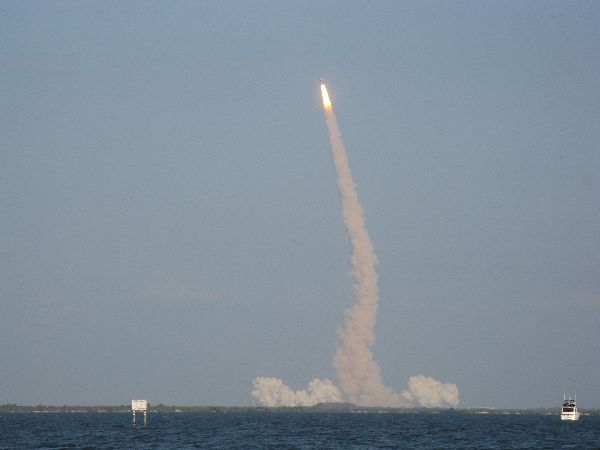 The Last Space Shuttle Discovery Launch: An Experience ...