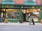Celtic Whiskey Shop Dublin