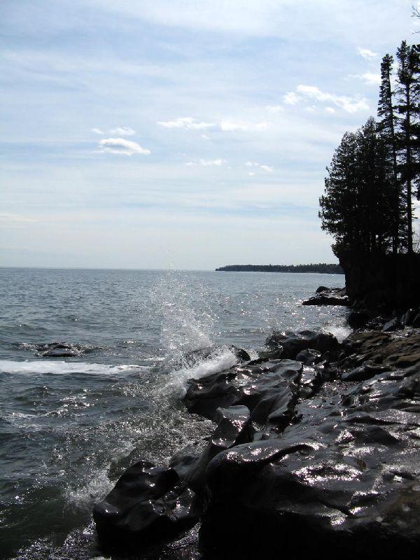 Lake Superior North Shore MN