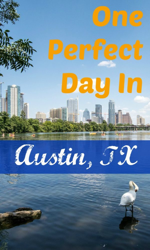 Ideas for things to do in Austin TX in one day in Austin Texas. Austin TX is a great city for a day trip! Suggestions for activities and restaurants in Austin.