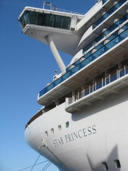 Star Princess Cruise Ship - transatlantic cruise voyage