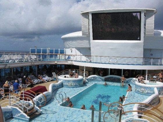 Star Princess Pool