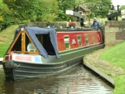 Europe Canal Boat