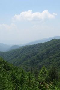 Tennesse Smoky Mountains
