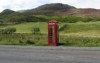 Red Phone Booth Scotland