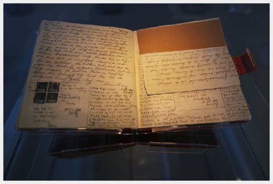 Anne Frank Diary Anne Frank Museum Amsterdam