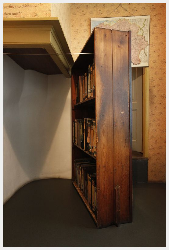 Anne Frank House Bookcase Anne Frank Museum Amsterdam