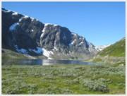 Mountain Lake Norway