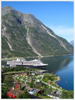 Eurodam Norway