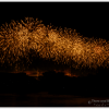 Bastille Day Fireworks in Carcsonne France