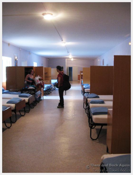 Hostel in Carcassonne France