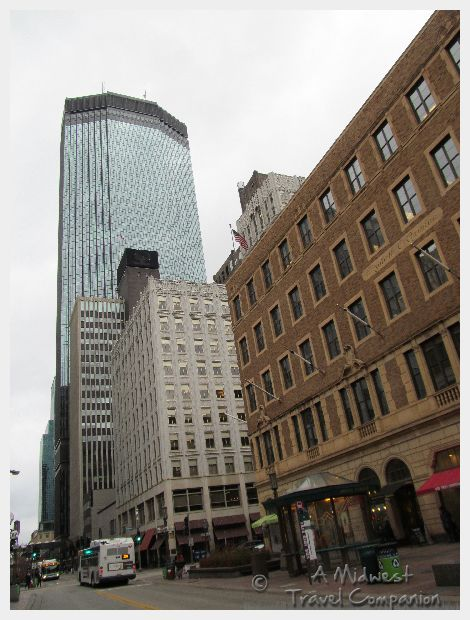 Downtown Minneapolis Buildings - hidden gems in Minneapolis