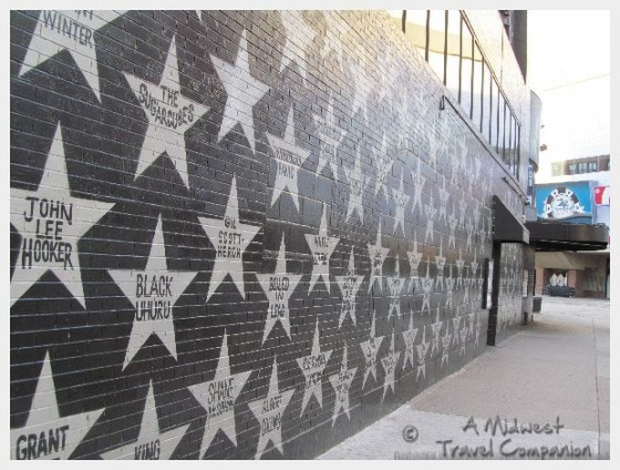 First Avenue Minneapolis Wall