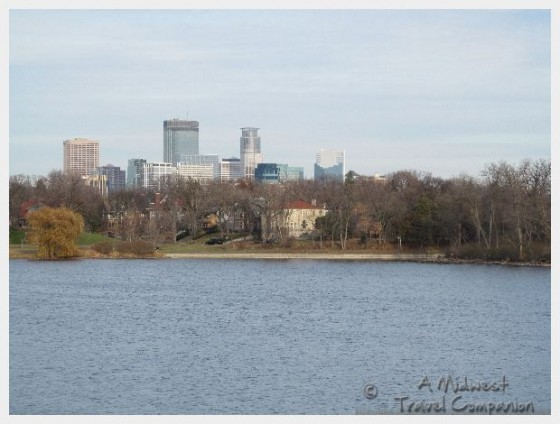Minneapolis Skyline - hidden gems in minneapolis
