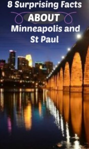 Minneapolis and St Paul Facts