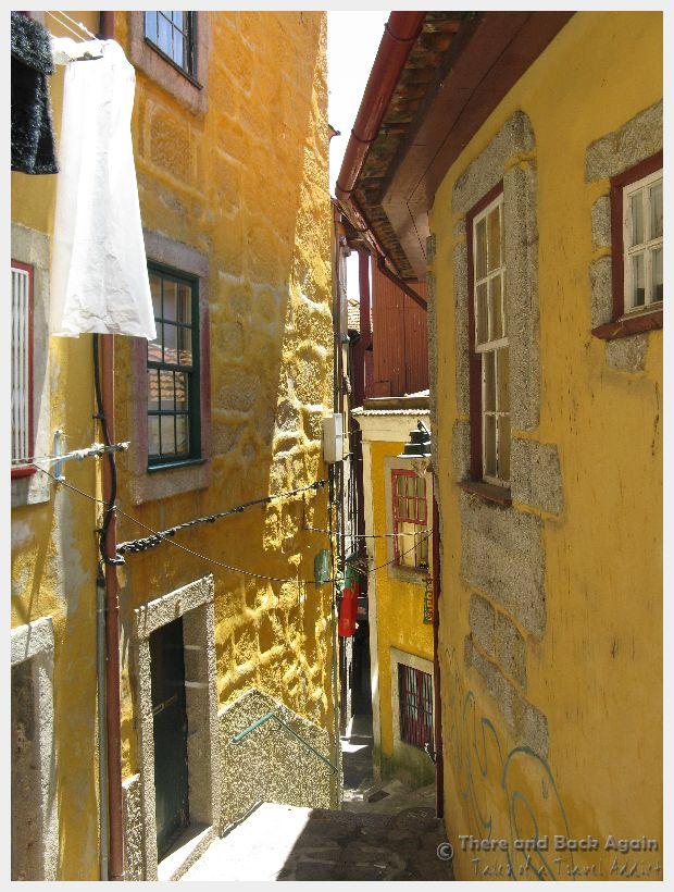 Street in Porto Portugal