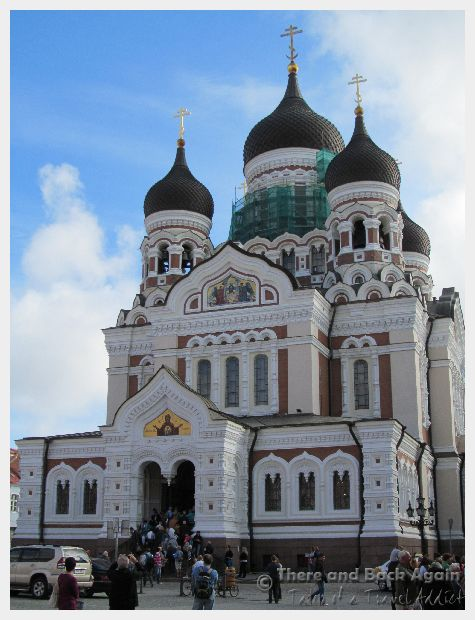 Russian Orthodox Church, Talinn, Estonia
