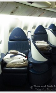 Fist Class Seats