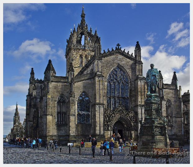 St. Giles Cathedral, Edinburgh Scotland
