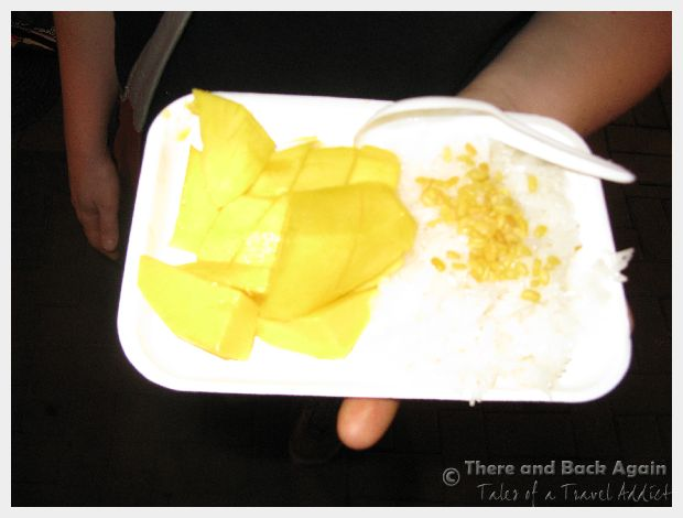 Thailand Mango Sticky Rice