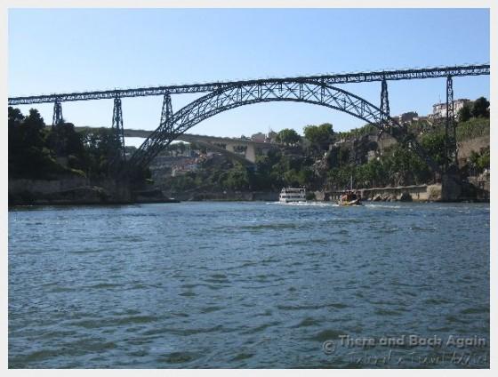 Gustave Eiffel Porto Portugal Maria Pia Bridge