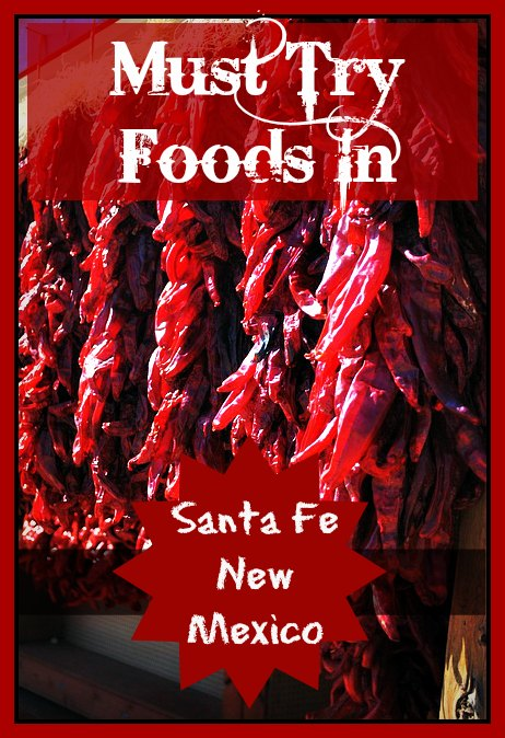 New Mexican food Santa Fe