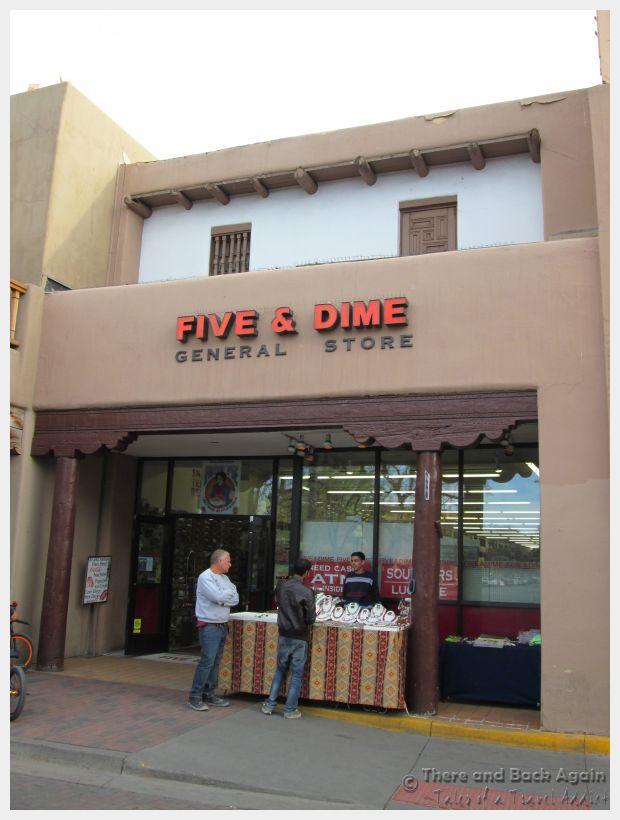 Five and Dime Santa Fe