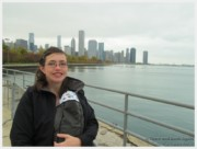 Shanna Chicago Skyline