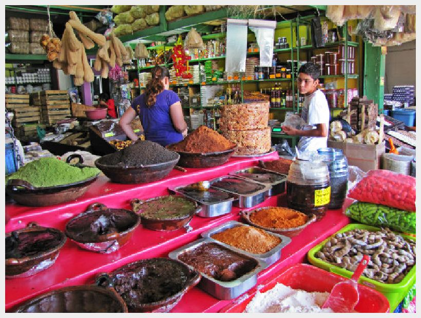 Tijuana Market 1