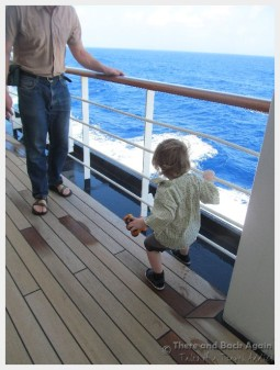 What to do with your kids on a crusie ship