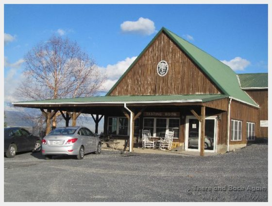 Old HIll Hard Cider in Virginia's Shenandoah Valley