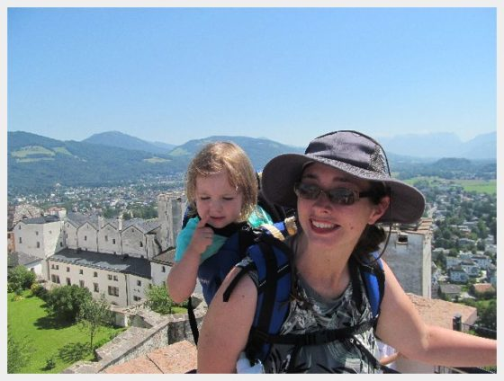 Salzburg Attractions - Salzburg Fortress