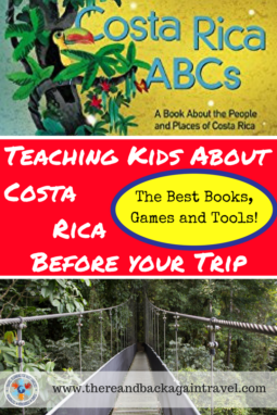 The best children's books about costa rica