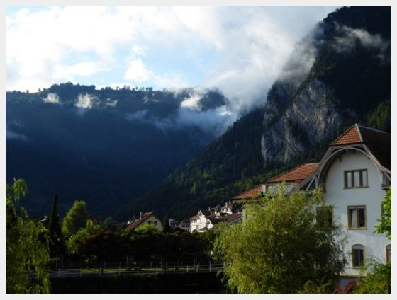 Interlaken - where to base yourself in Switzerland